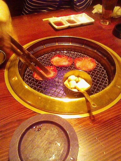 焼き肉パワー